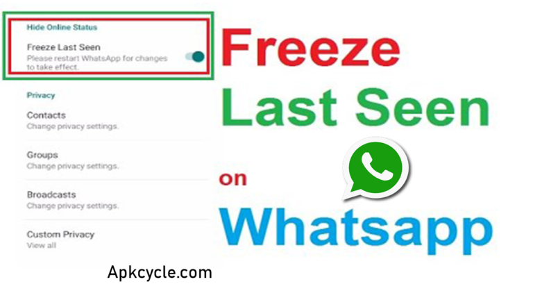 How to Freeze Last Seen On Whatsapp