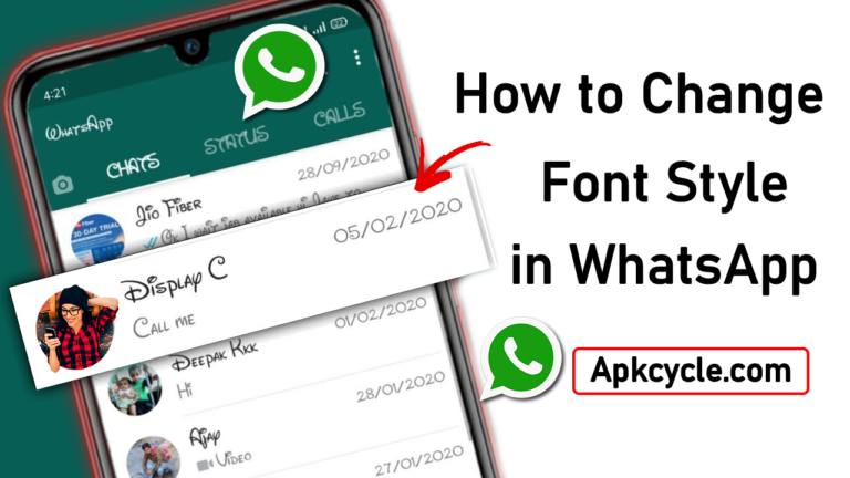 How to Change Font Style in WhatsApp Messages