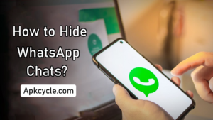How to Hide WhatsApp Chats on Android