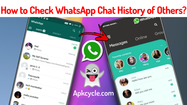How to Check WhatsApp Chat History of Others?